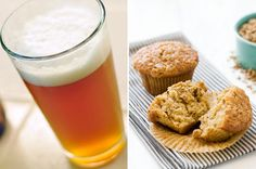 Very green! Use spent grain from home-brewing beer to make muffins, etc.