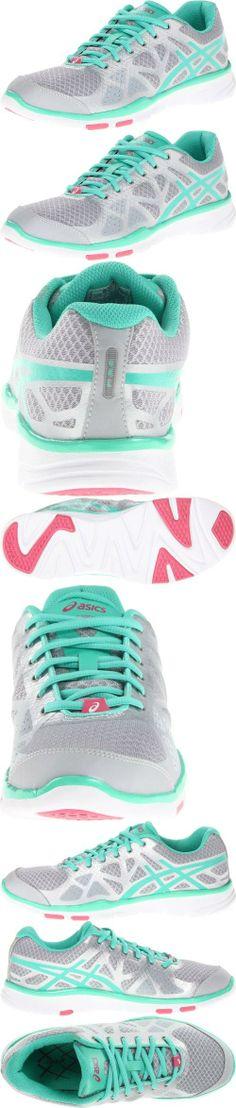 pretty nice 13179 78180 ASICS Women s Gel-Harmony Cross-Training Shoe,Frost Ice Green Watermelon