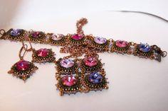 "set ""biloba Archipel"" Beaded Bracelets, Charmed, Jewelry, Fashion, Jewlery, Moda, Jewels, La Mode, Jewerly"
