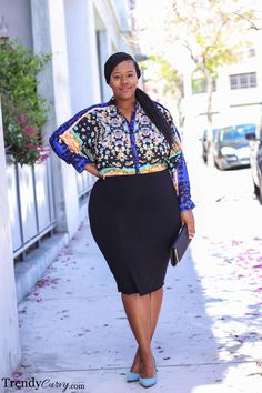 Look plus size Thick Girl Fashion, Curvy Fashion, Look Fashion, Curvy Outfits, Casual Fall Outfits, Plus Size Outfits, Trendy Outfits, Look Plus Size, Curvy Plus Size