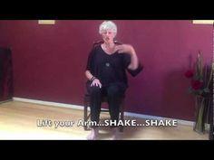 Elderly Exercises - for Balance & the Brain