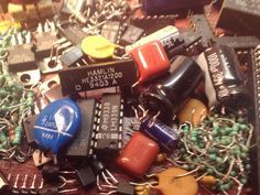 Picture of How to get an unlimited supply of electronic components for under $10.