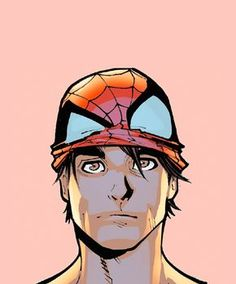 Spider-Man never made you special. Being Peter Parker makes you special.