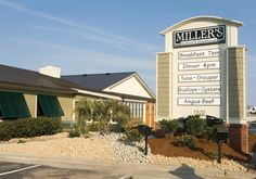 Miller's Seafood & Steakhouse - Kill Devil Hills, NC. The flavor of the old Outer Banks. Serving breakfast and dinner for over 30 years in a family-friendly atmosphere.