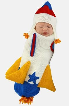 PRINCESS PARADISE 'Roger the Rocket Ship' Costume (Baby) - such a gorgeous baby costume.