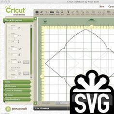 Cutting SVG Files with Cricut Cutting Machines