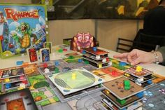 Rampage the Board game