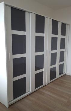 Linnenkast 200 Cm.Moderne Mat Witte Schuifdeur Kledingkast Presto 200 Cm Breed