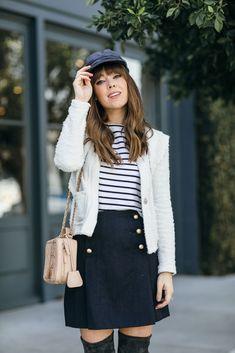 Parisian Fashion Goals   Jenny Cipoletti of Margo & Me
