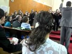 Weddings in Barcelona, the couple, the church wanted to tell Chorus Champions League music