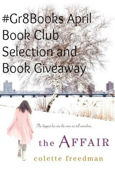 April #Gr8Books Book Club Pick and Book Giveaway - Great Thoughts.com | Great Thoughts.com
