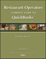 Restaurant QuickBooks Guide: Restaurant Resource Group: Restaurant Accounting, Operations Spreadsheets, Training Manuals, Invento Houston Restaurants, Los Angeles Restaurants, Small Restaurants, Small Business Accounting Software, Restaurant Guide, Step Guide, Management, Author, Writing