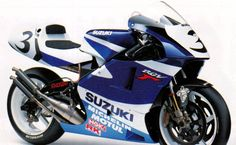 Suzuki RGV-Γ500(XR88) - 1998 World Championship