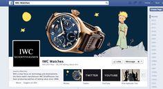 IWC Watches - gutes Engagement mit Fans, die eigene Bilder hochladen. Blicke in Events und neue Modelle. Unspektakulär aber recht interessant. @IWC Watches Smart Watch, Events, Watches, Facebook, Switzerland, Smartwatch, Clocks, Clock