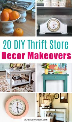 Cheap Home Decor, Diy Home Decor, Urban Outfitters Home, Thrift Store Crafts, Decorative Cushions, Wood Shelves, Upcycled Furniture, Decorating On A Budget, Furniture Makeover