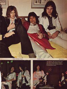 Brian Freddie and John