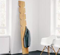 Core77 / Keeping Clothes Off the Floor: Designing a Floor-Standing Coat Rack