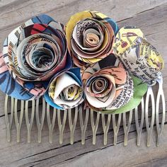 Superhero Wedding Hair Comb  Comic Book Wedding Hair by glamMKE