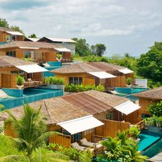 Accommodation Excellence Awards 2012: KC Resort & Over Water Villas, Koh Samui