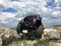 JeepGrillz at Lazy Springs Lazy, Jeep, Monster Trucks, Vehicles, Rolling Stock, Jeeps, Vehicle