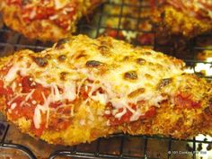 101 Cooking For Two - Everyday Recipes for Two: Chicken Parmesan - An Easy Company Feast favorite-recipes