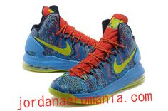 d8fda0ec7409 2013 Nike Zoom Kd V Shoes Christmas Day Edition 554988 102