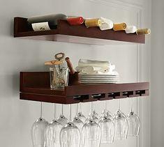 Holman Entertaining Shelves #potterybarn $149