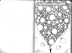 Fill This Page With Circles!   Wreck This Journal (not mine)