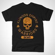 star-trekt-shirt-qonos Star Trek Shirt, Fans, Mens Tops, T Shirt, Fashion, Moda, Tee Shirt, Fashion Styles, Followers