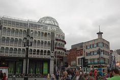 Dublin, Ireland shopping mall