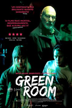 Watch->> Green Room 2016 Full - Movie Online