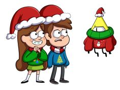 Ugly Christmas Sweaters by TheCheeseburger