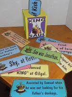 Hands On Bible Teacher: Saul