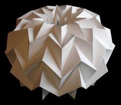 tensegrity origami from cerebrovortex.com