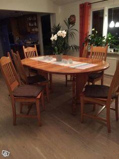Bord & stolar i Kungsbacka Blocket