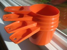 Tupperware Measuring Cups
