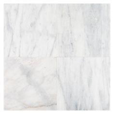 Ocean Silver Marble Tile - 12 x 12 - 100139013 Marble Tiles, Marble Floor, Stone Tiles, Tile Floor, Condo Remodel, Living Room Flooring, Kids Bath, Floor Decor, Herringbone Pattern