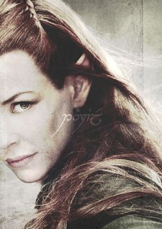 Elf Names  ↳ Tauriel [Sindarin] ⟡ Woodland daughter