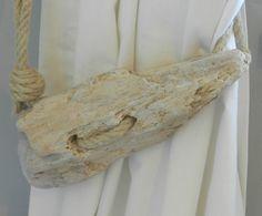 rideau d 39 vier confectionn dans un drap de lin cuisine pinterest draps de lin viers et drap. Black Bedroom Furniture Sets. Home Design Ideas