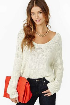 Bright Morning Sweater