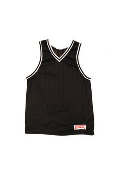 Black Basketball Jersey