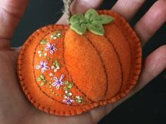 Image result for autumn hand apliques