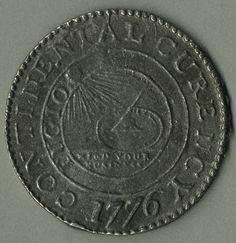 1776 Continental Coin