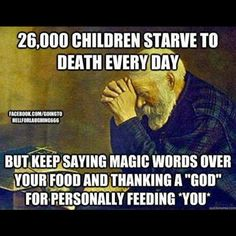 I see so much food go to waste every holiday feast. Kills me every time.