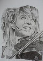 Lindsey Stirling Live by Azargo93