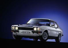 Dès le lancement de la Ford Capri en 1969, il est possible de choisir entre plusieurs moteurs. En Allemagne le client s'en voit proposer cinq : trois V4 (1300, 1500, 1700 cm³) et deux V6 (2000 ou 2300 cm³). En 1971 Ford sort un modèle sport de la Ford...