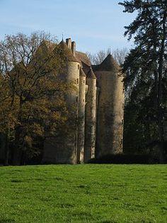 Château de Chevenon --  Région historique Nivernais   Région Bourgogne   Département Nièvre   Commune Chevenon