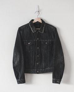 Saint Laurent 2013SS Denim Jacket