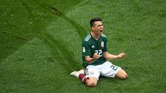 México gana a Alemania en el Mundial 2018. Hirving Lozano d2202eb0d7b79