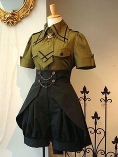 Pin on ×✏️s× Pin on ×✏️s× Old Fashion Dresses, Teen Fashion Outfits, Mode Outfits, Kawaii Fashion, Cute Fashion, Pretty Outfits, Pretty Dresses, Moda Lolita, Kawaii Clothes